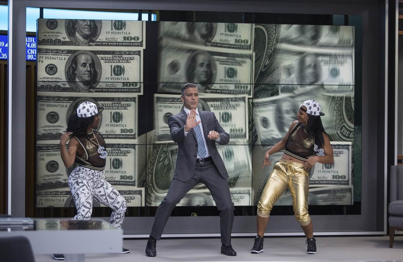 Fiscal Responsibility Short Film Budget Clooney Image