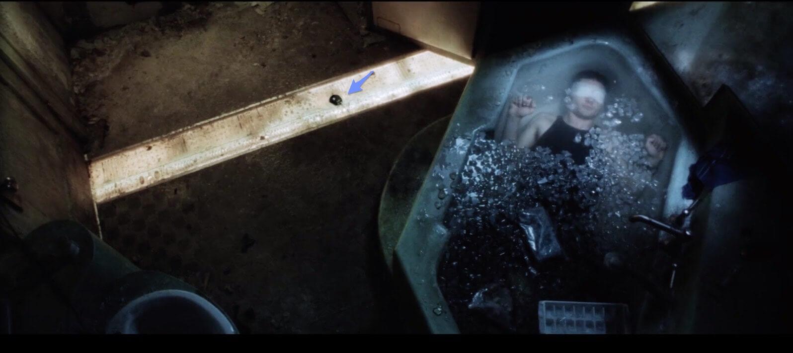 Overhead Shots Minority Report Spider Robot