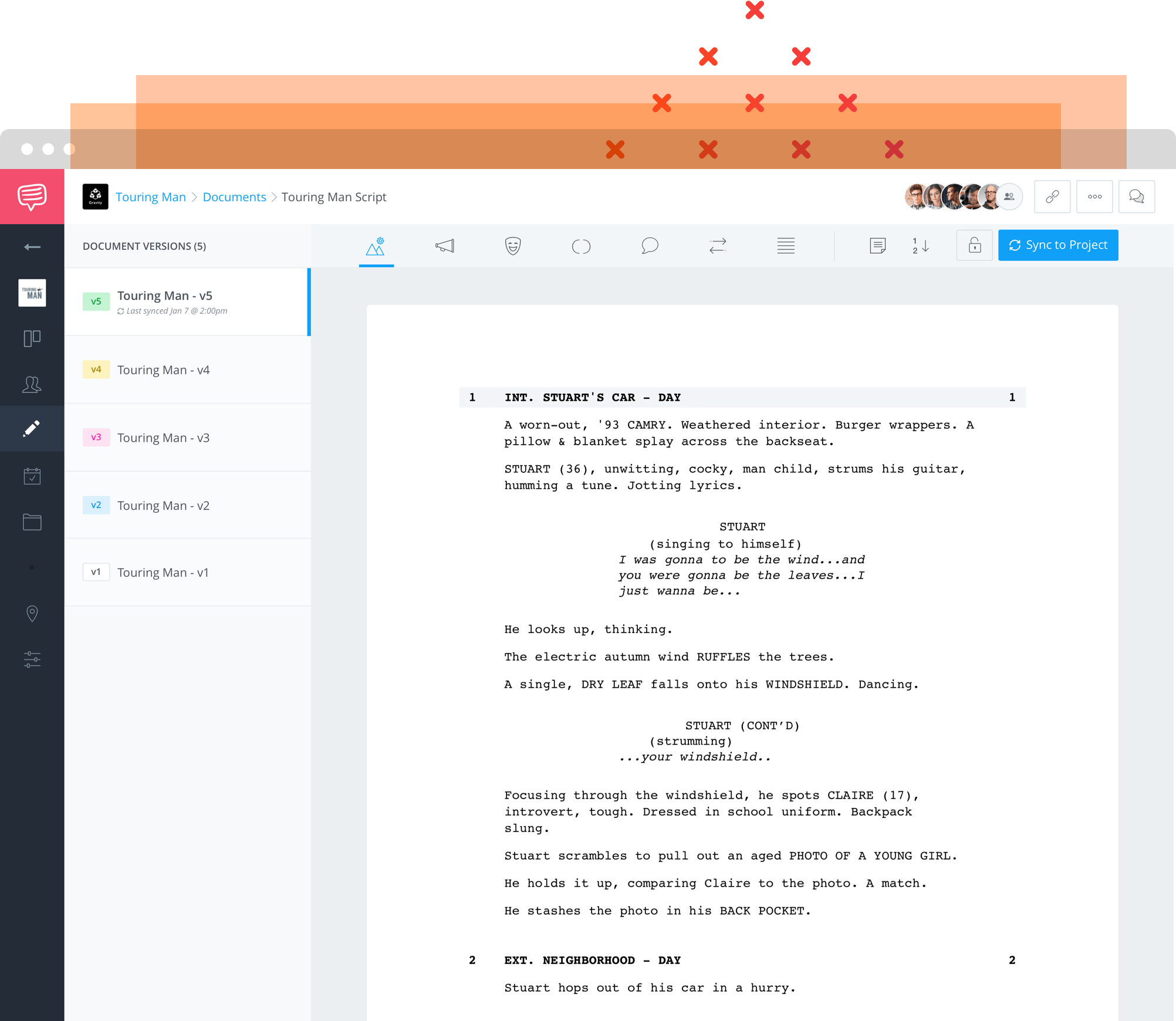 StudioBinder Free Screenwriting Software - Scriptwriting for Professional Screenplays