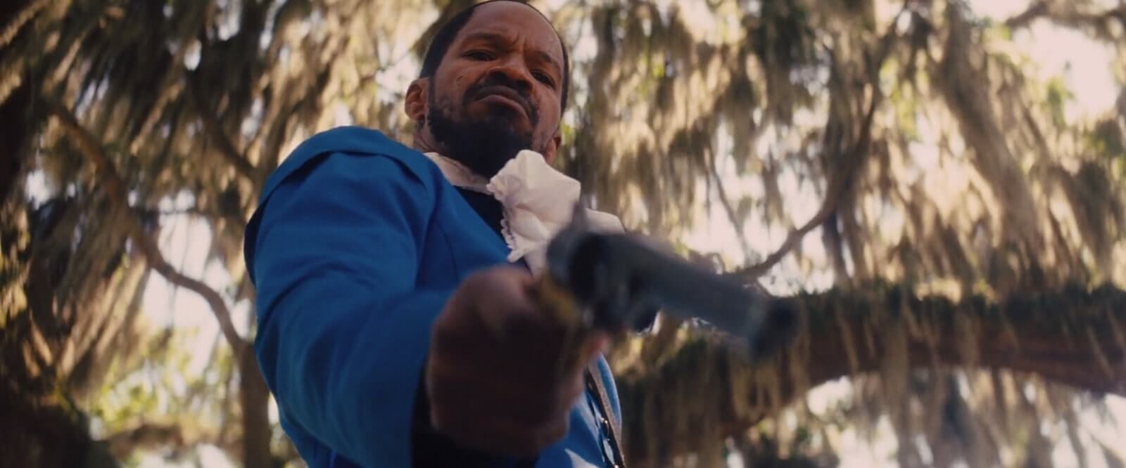 Tarantino Style Django Trunk Shot StudioBinder