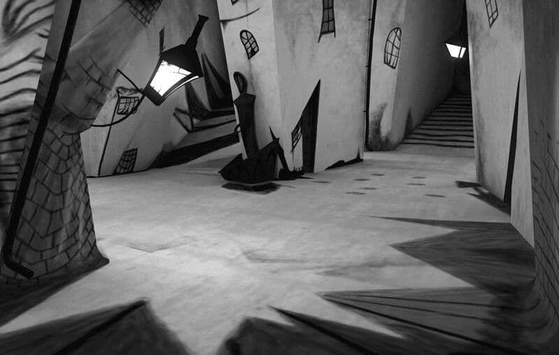 What Does a Production Designer Do Cabinet Dr Caligari