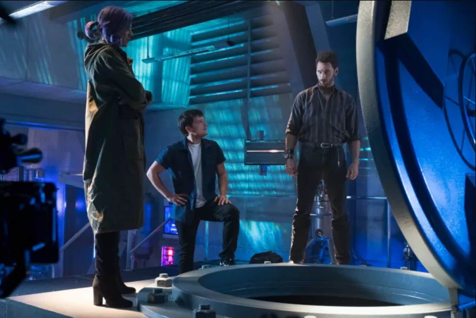 What Does a Production Designer Do Future Man Example