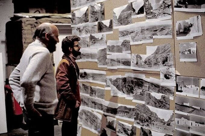 What Does a Production Designer Do John Barry George Lucas