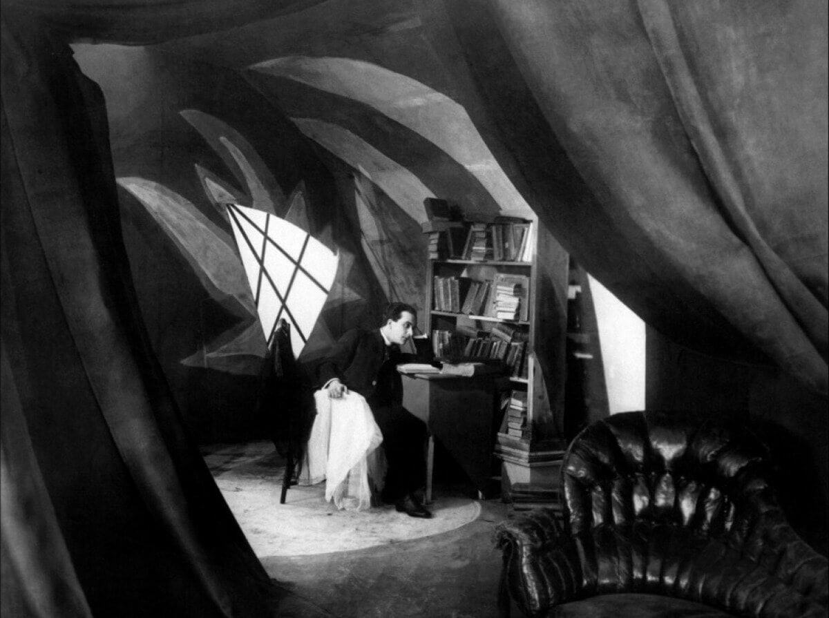 What Does a Production Designer Do More Dr Caligari