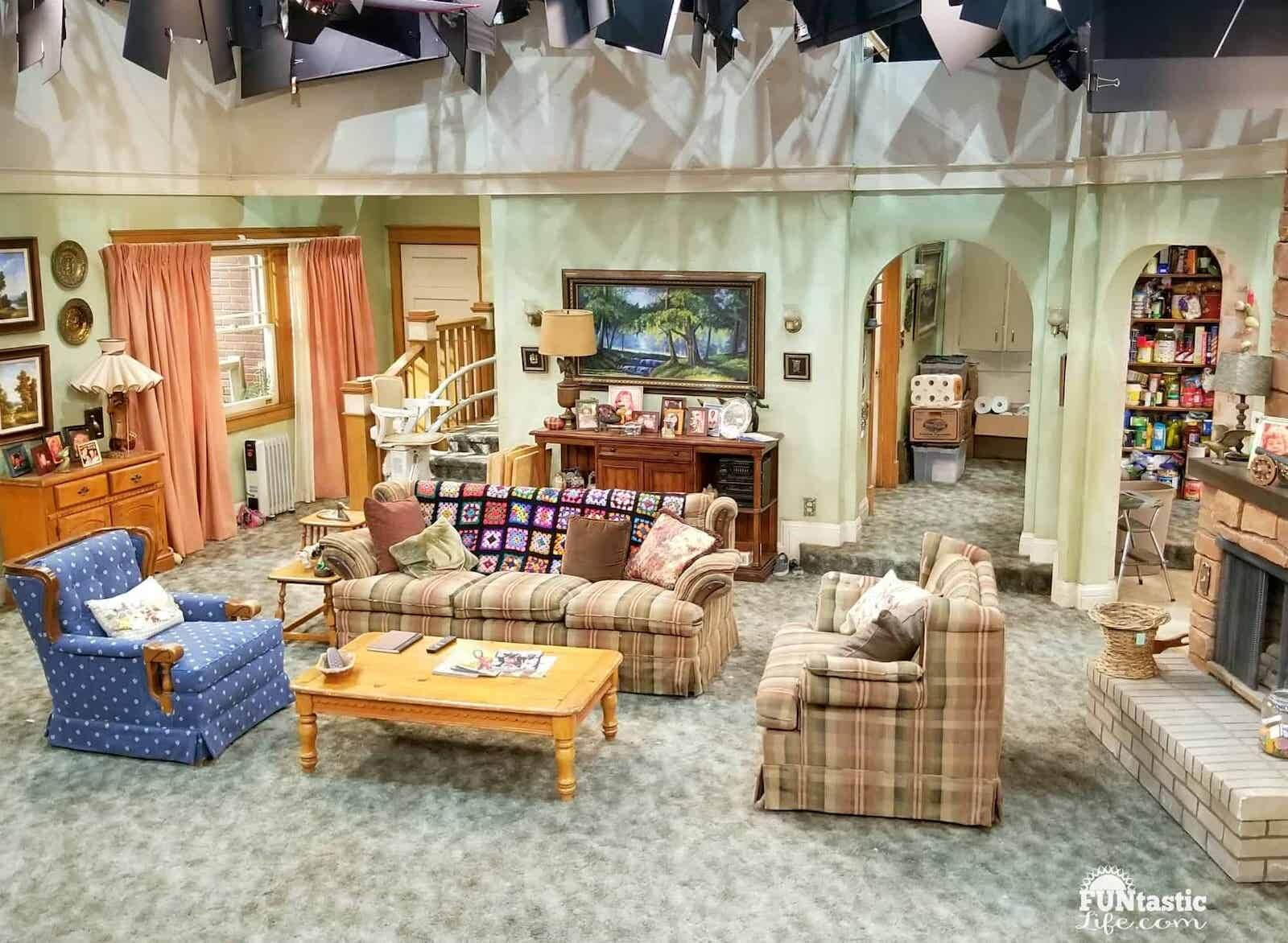 What Does a Production Designer Do Roseanne Set