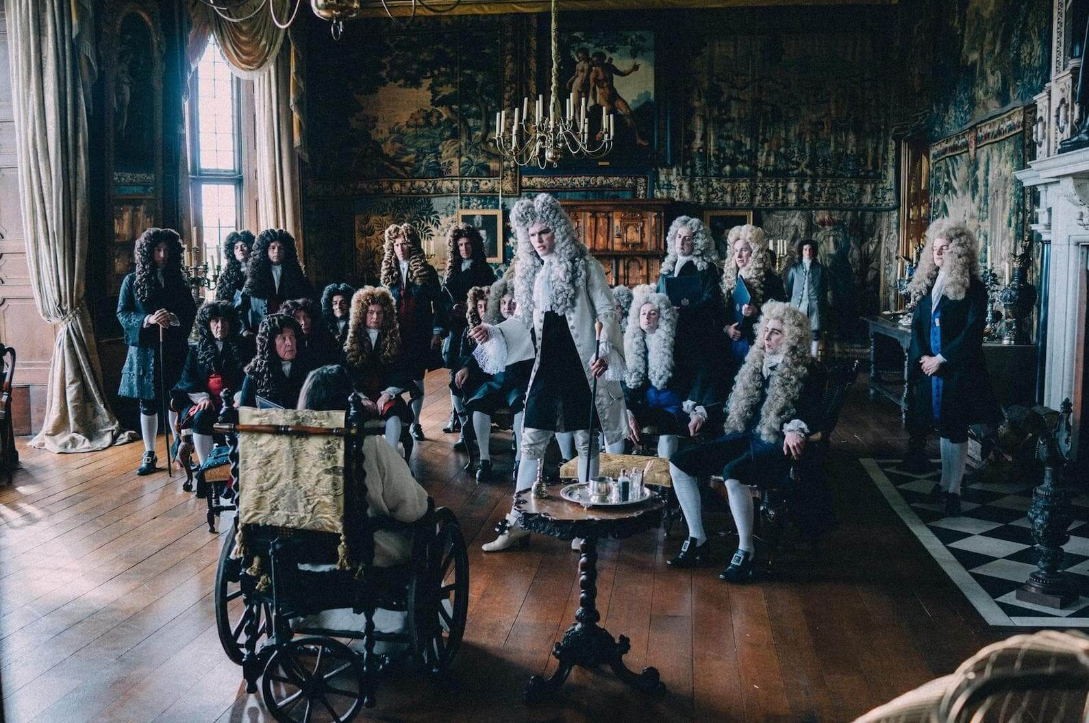 What Does a Production Designer Do The Favourite Breakdown