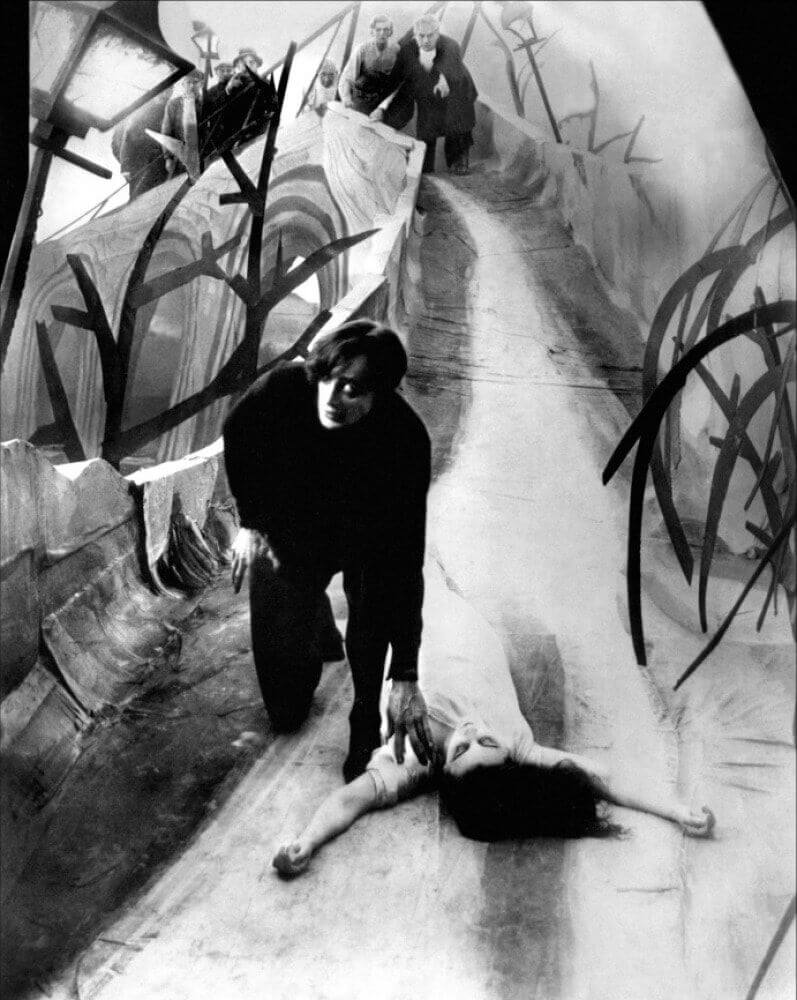 What a Production Designer Does Cabinet of Dr Caligari