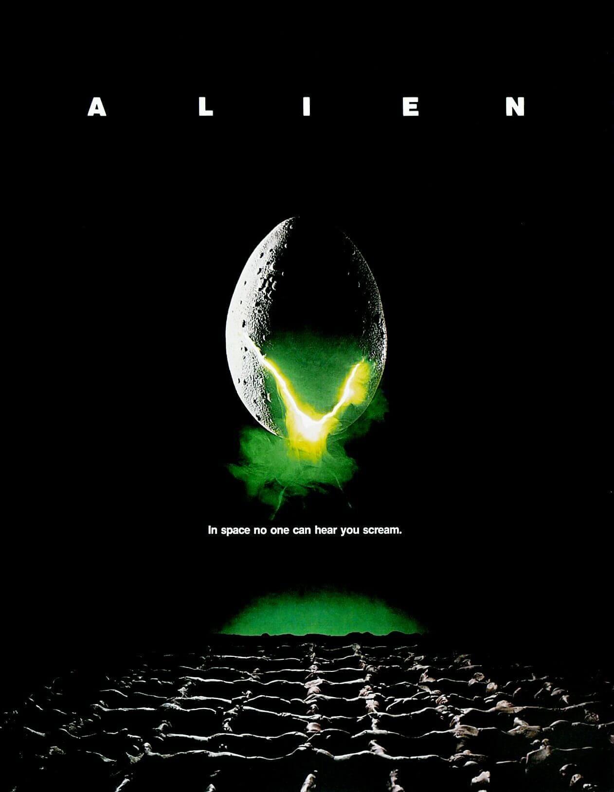 best movie taglines alien