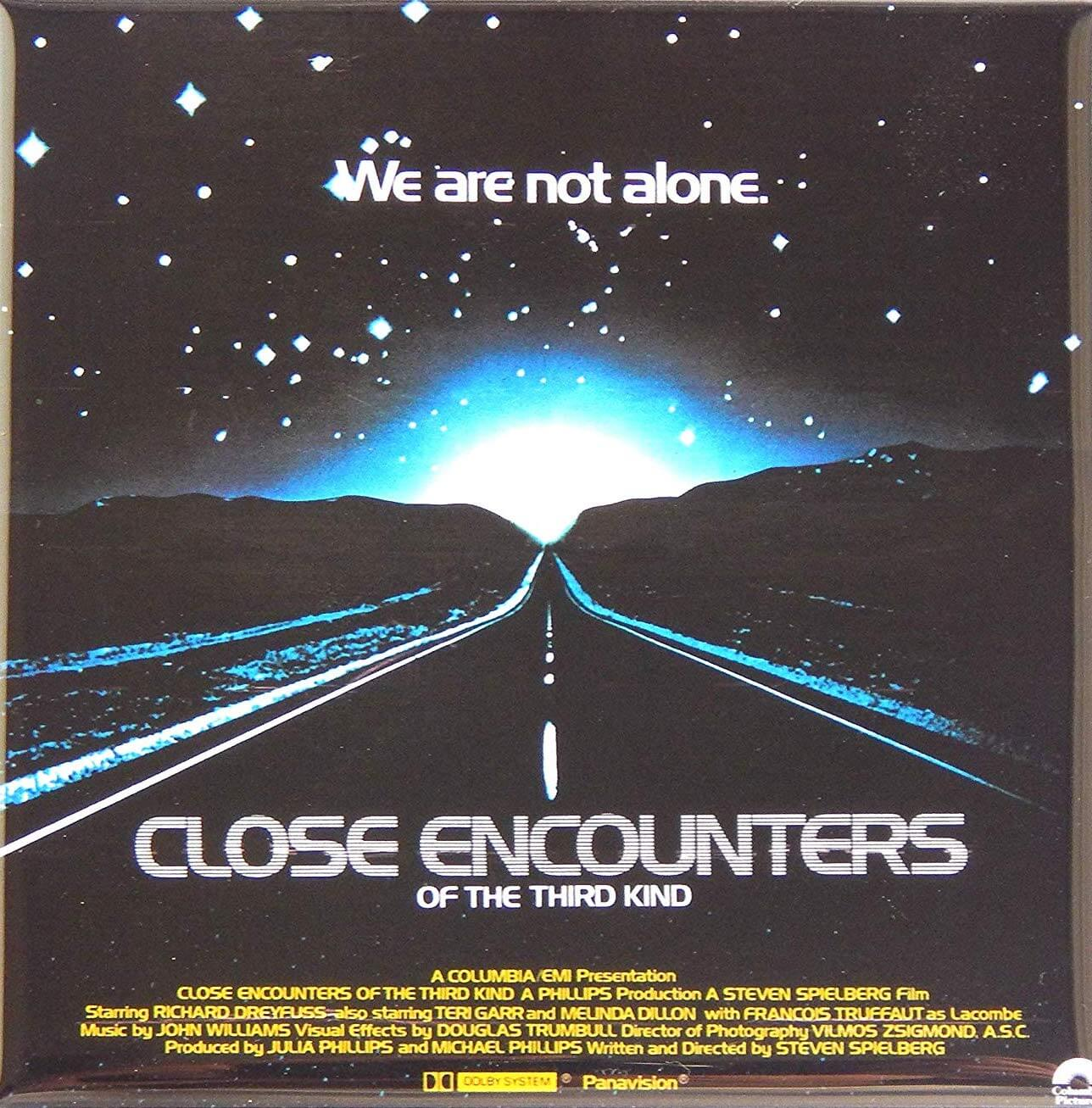 best movie taglines close encounters