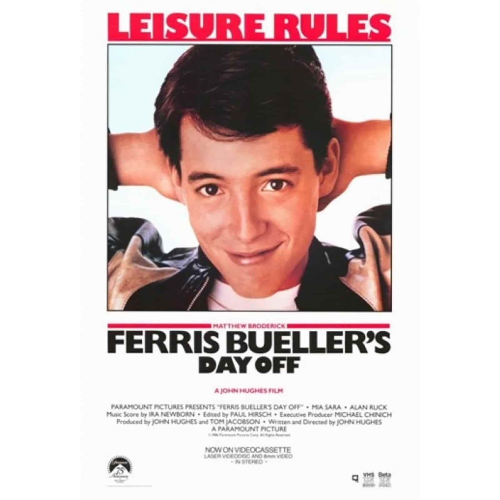 best movie taglines ferris