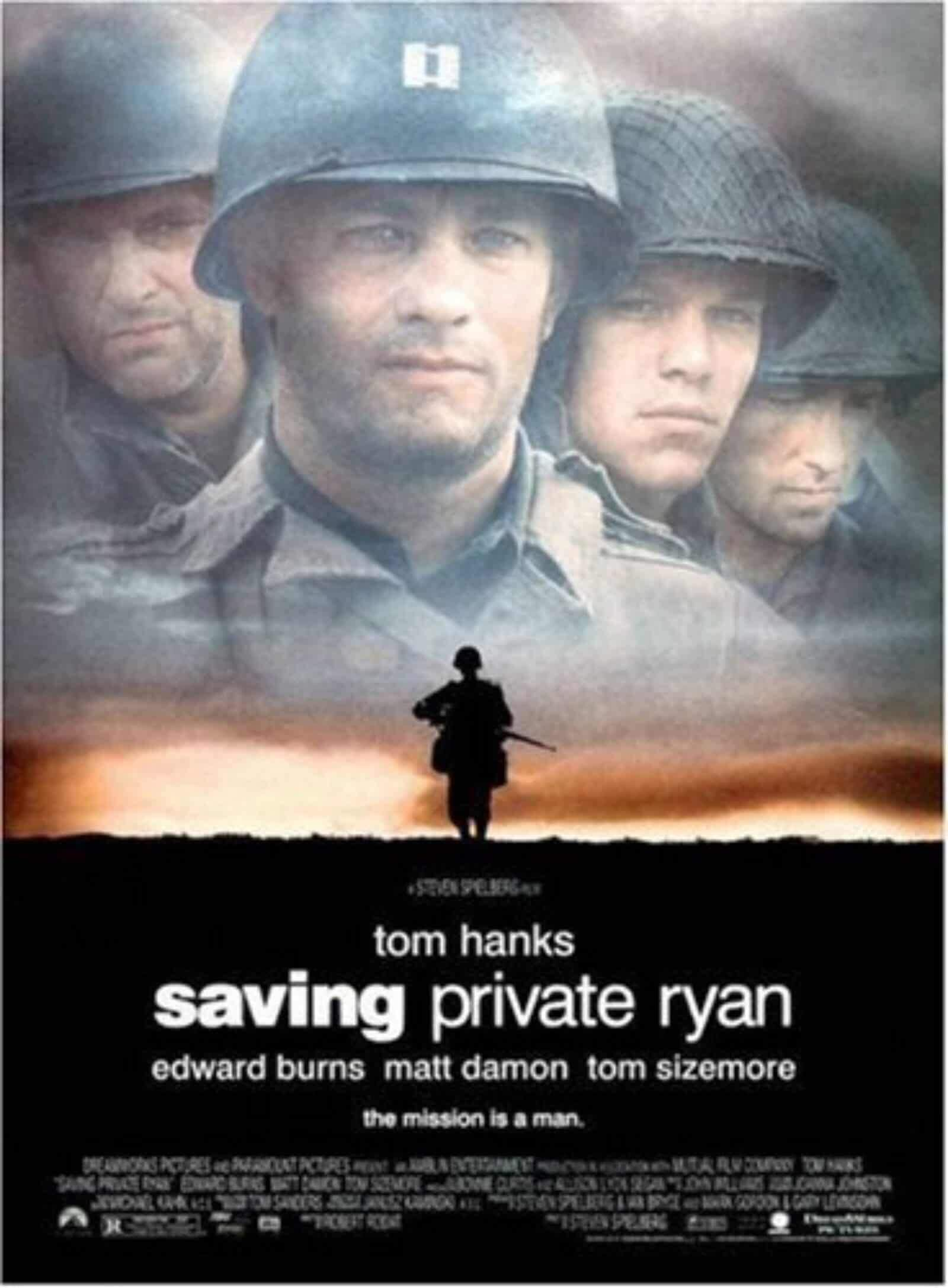 best movie taglines saving private ryan