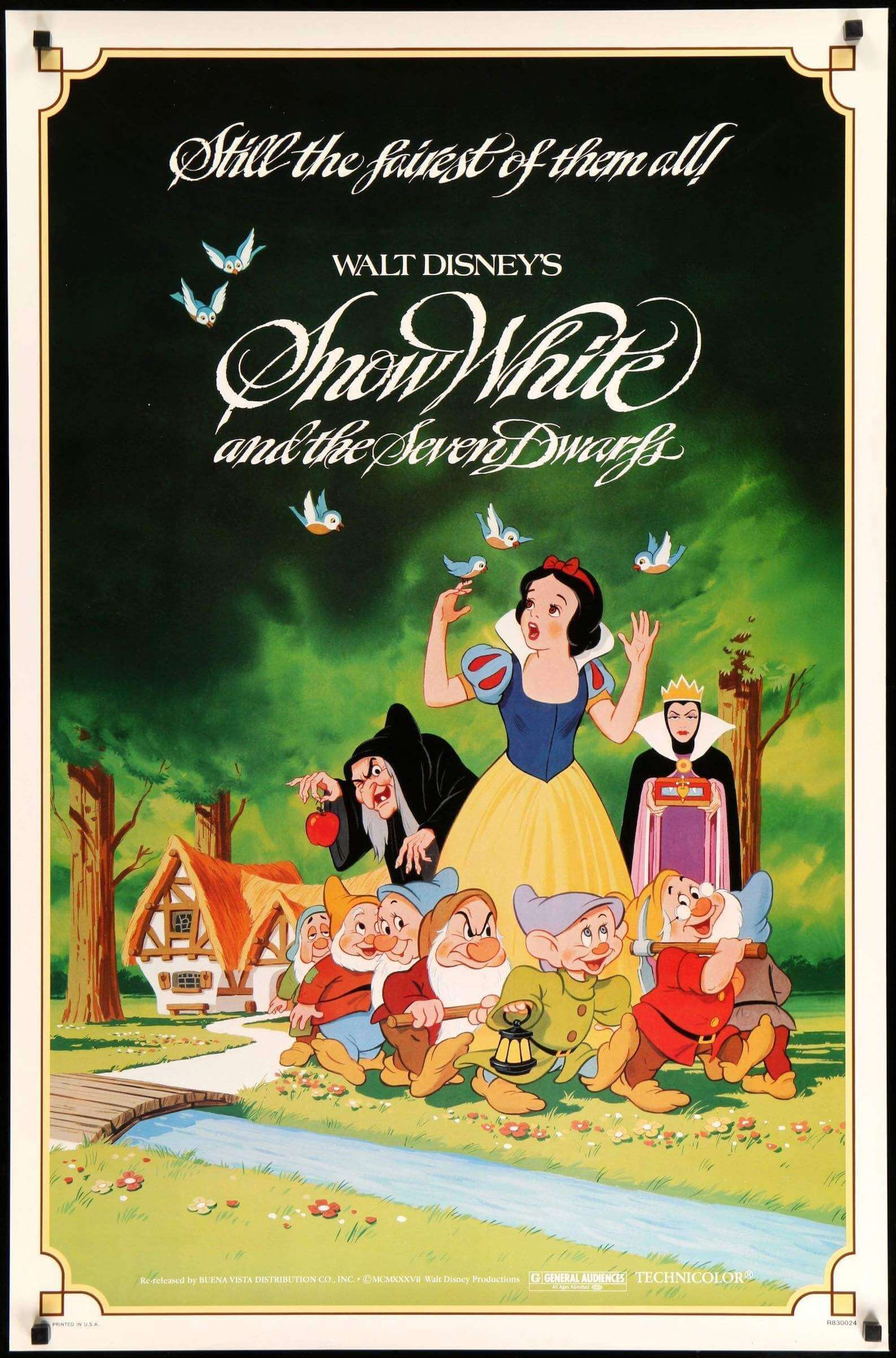 best movie taglines snow white