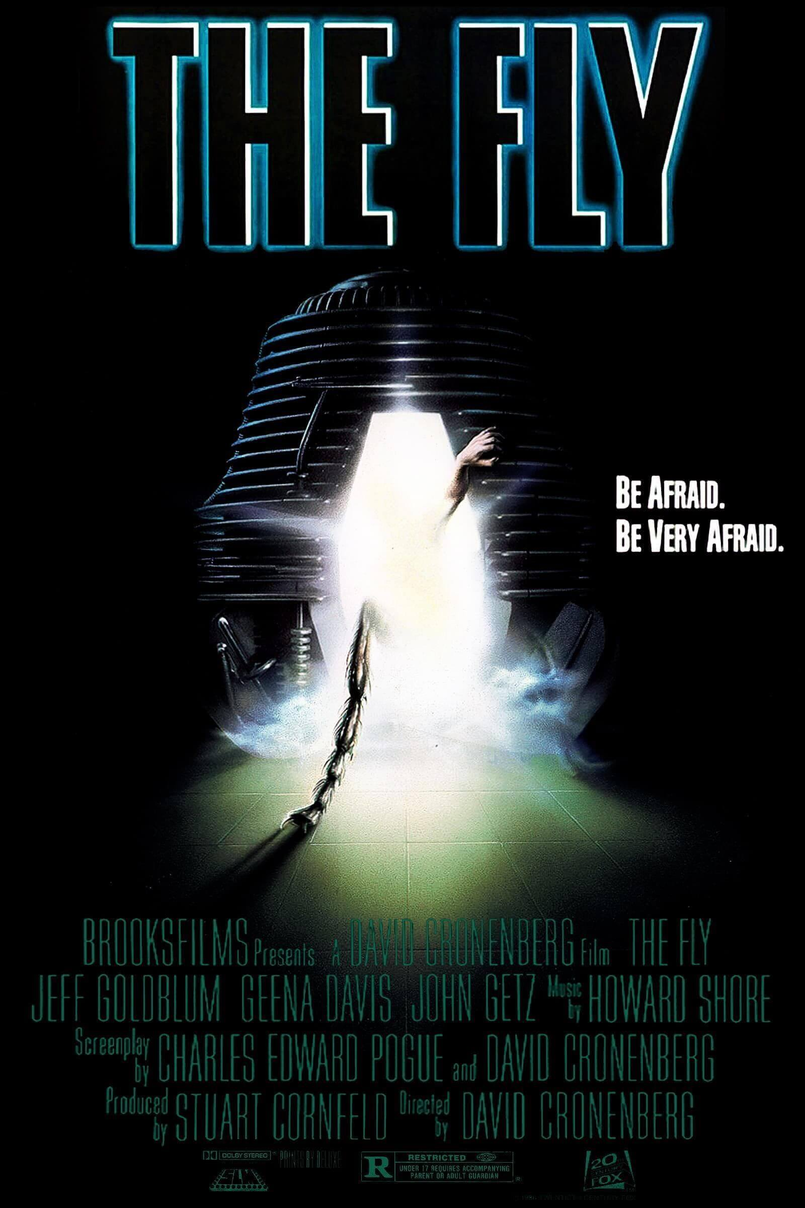 best movie taglines the fly