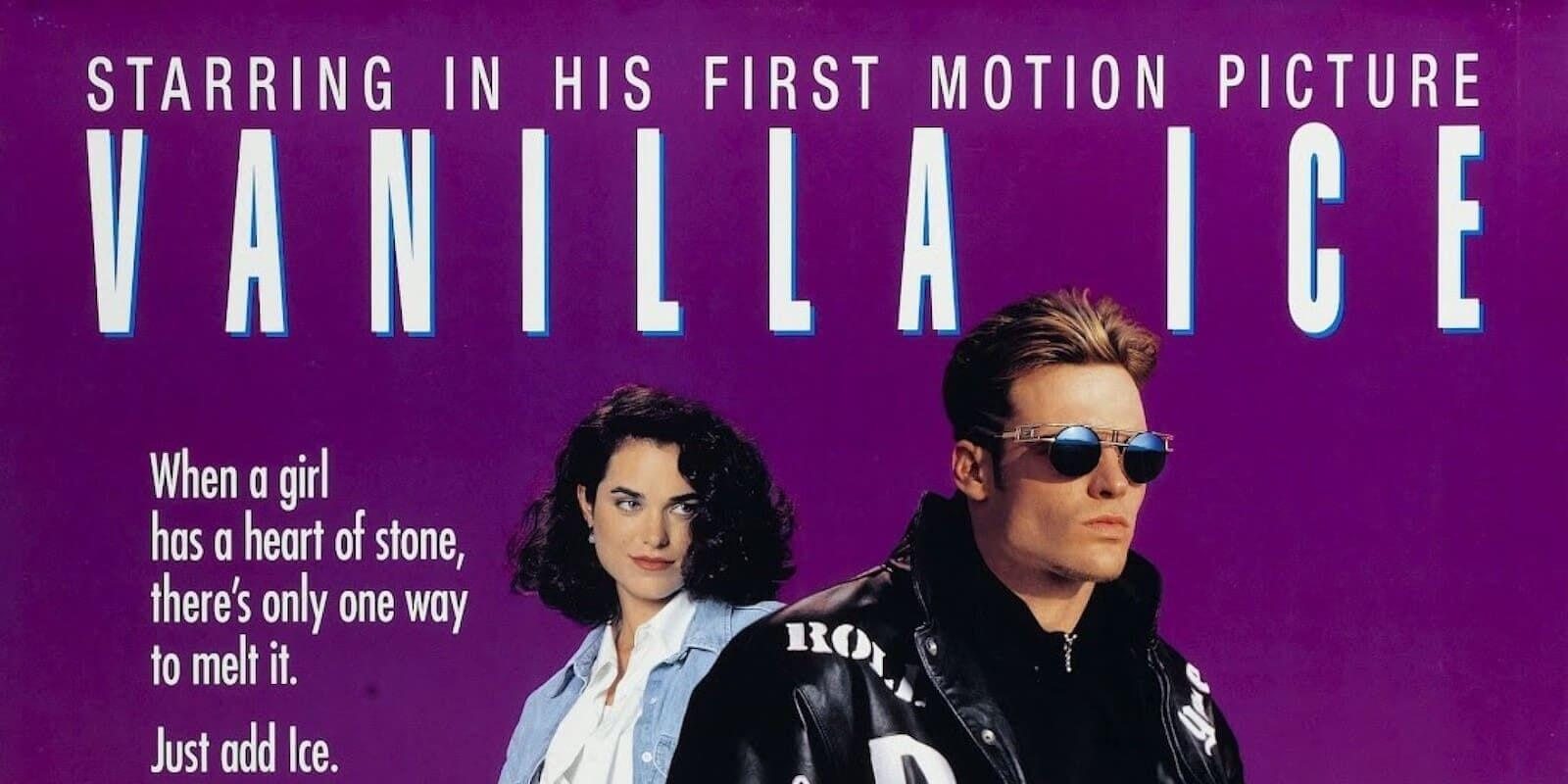 best movie taglines vanilla ice