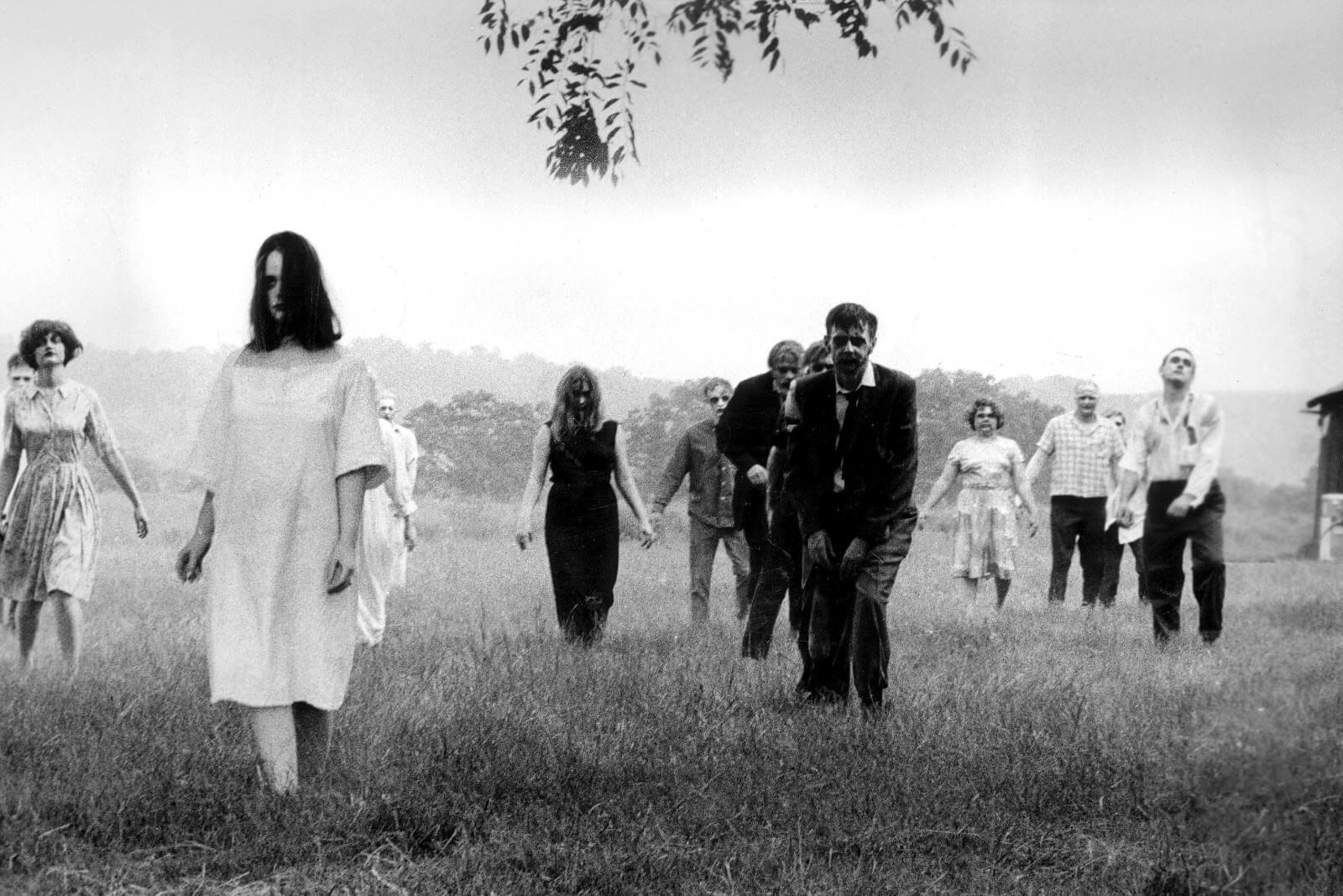 Best Zombie Movies Night of the Living Dead