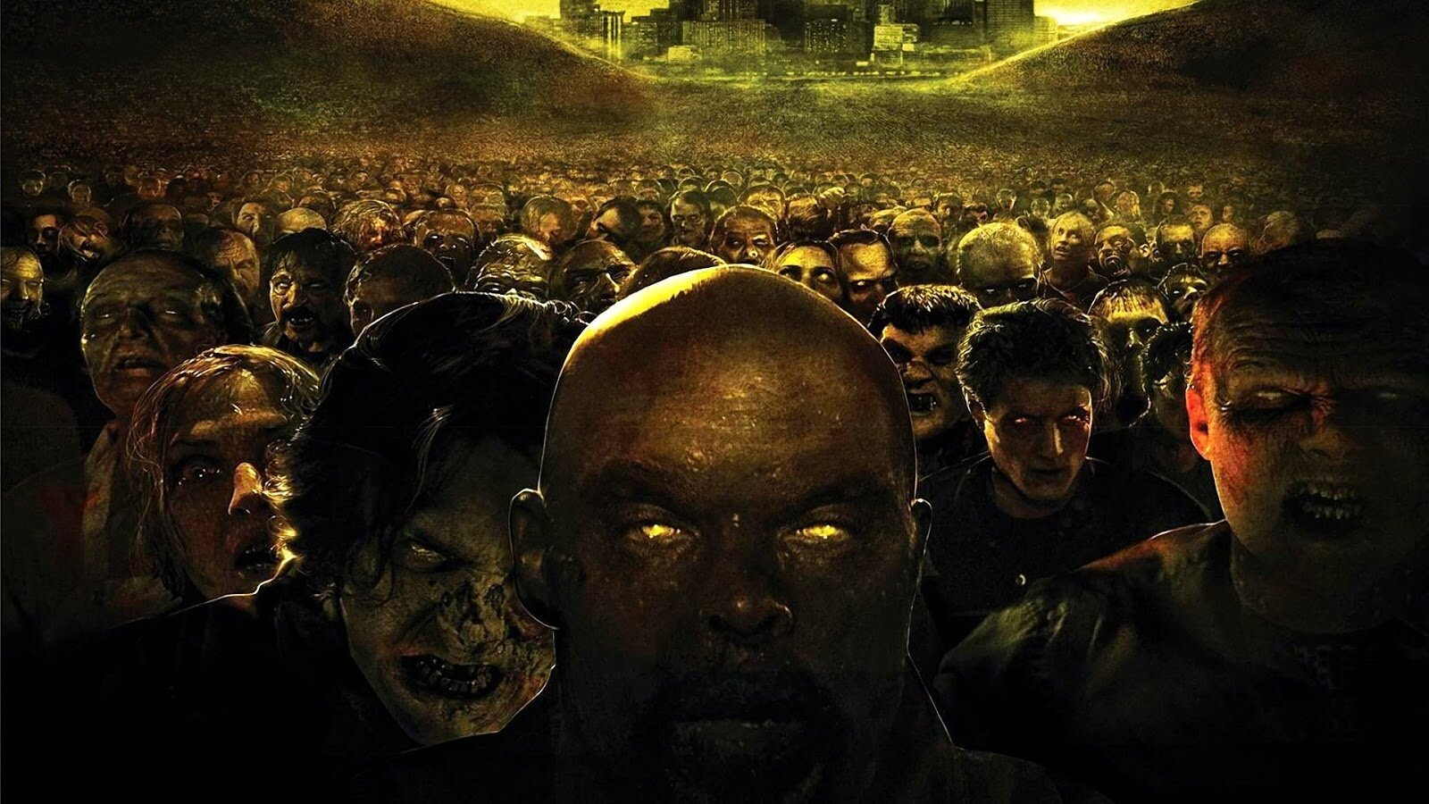 Best Zombie Movies Romero Land of the Dead