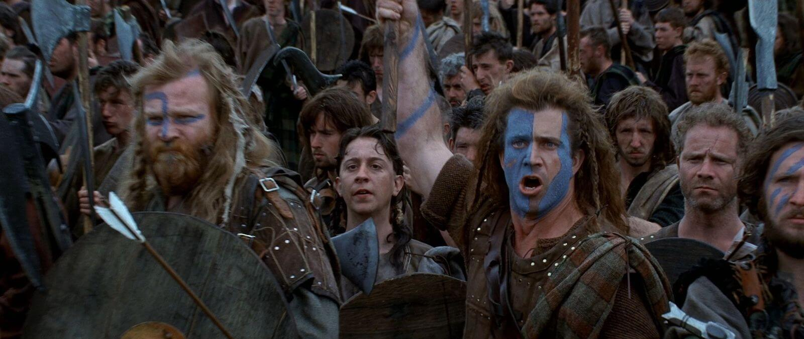 Casting Background Hacks Braveheart Extras