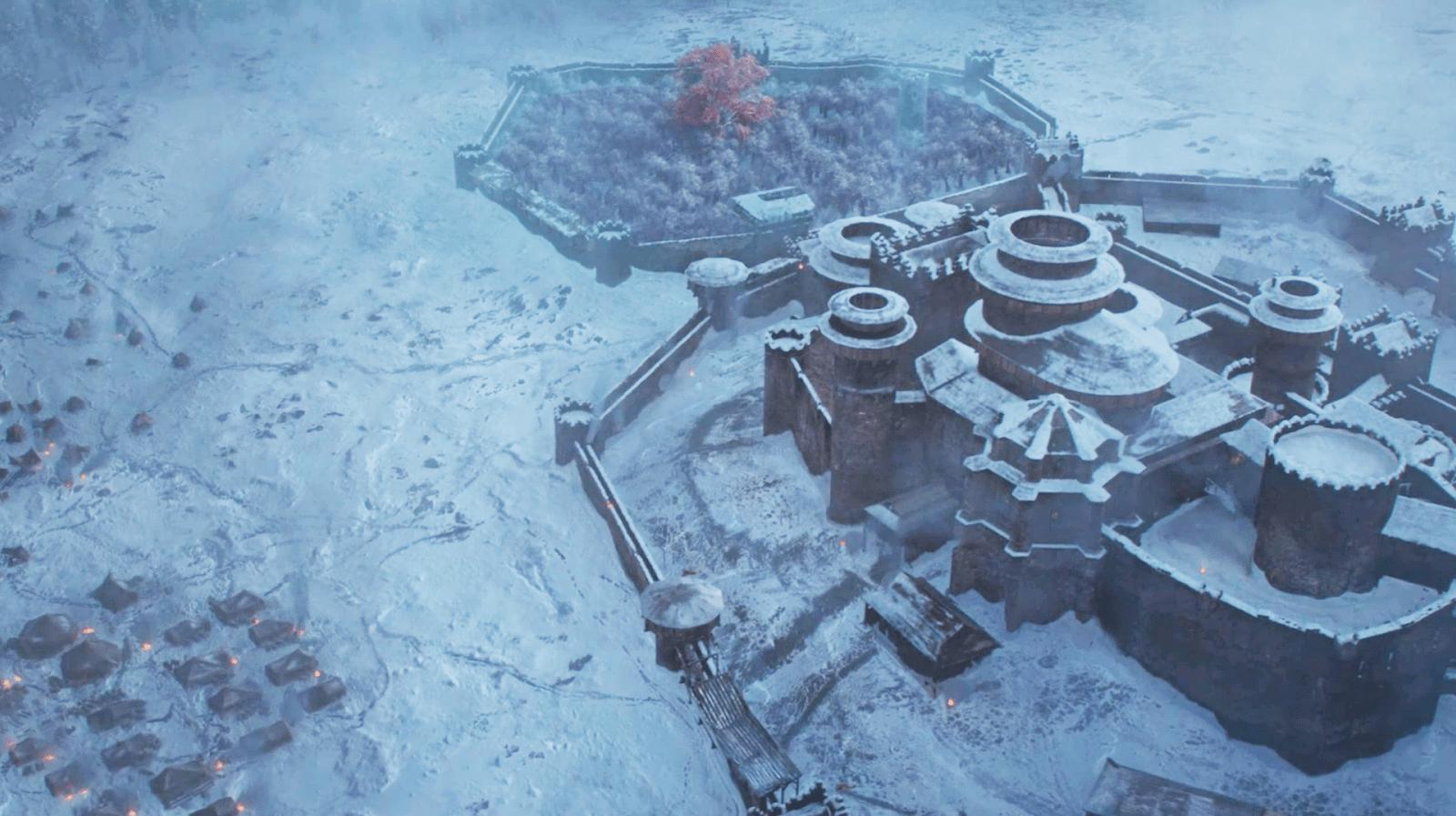 Hidden Elements Winterfell Image