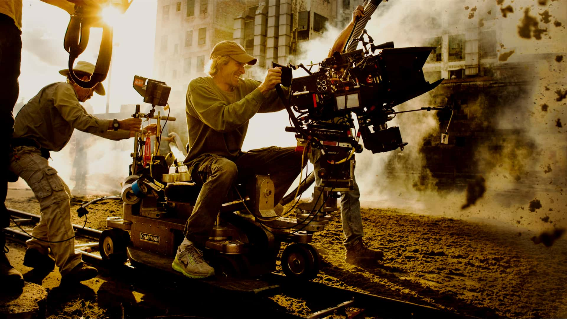 Michael Bay Best Movies - Camera Movement and Shot Type - Header - StudioBinder