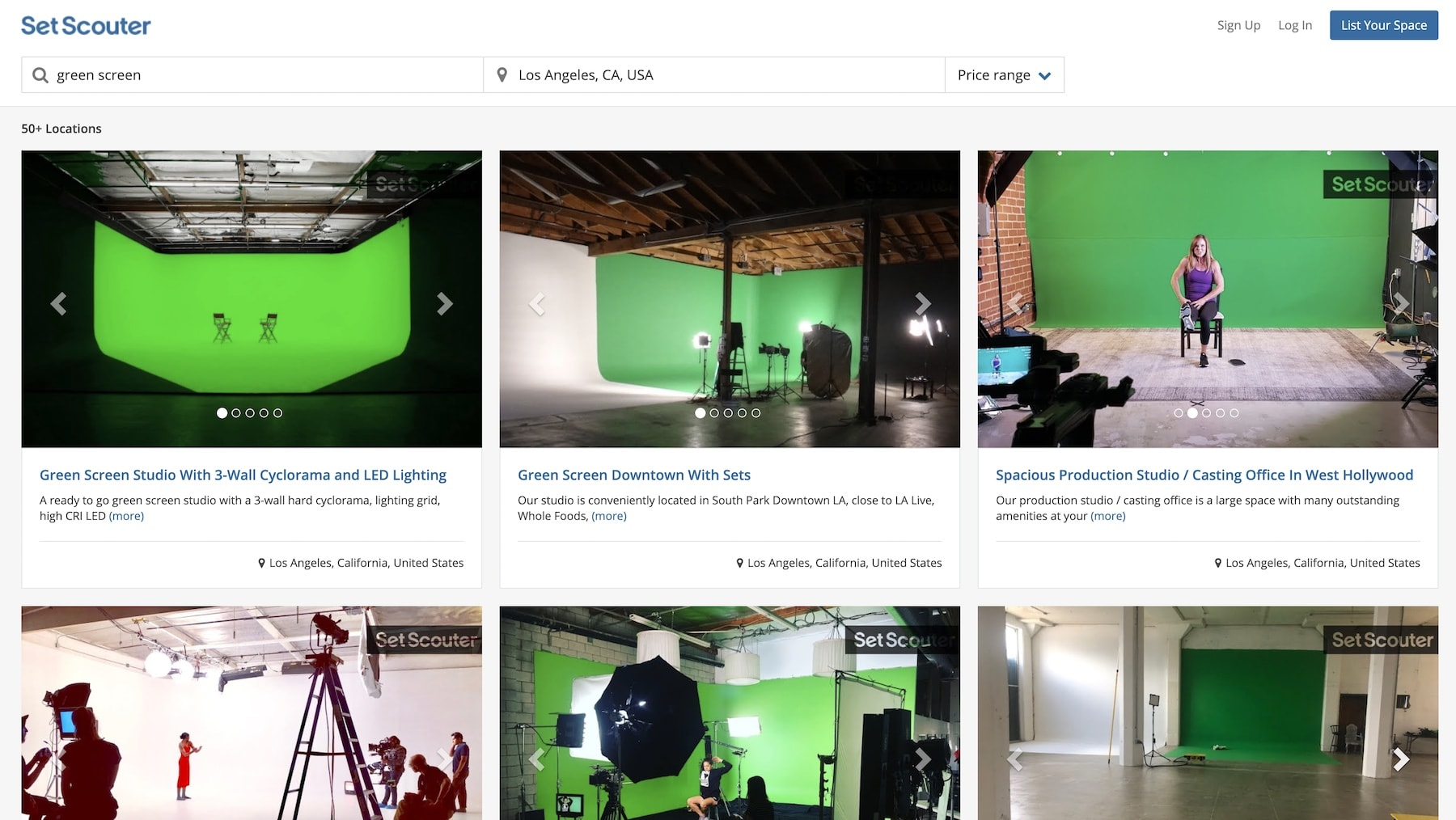 SetScouter - Location Scouting for Producers - StudioBinder