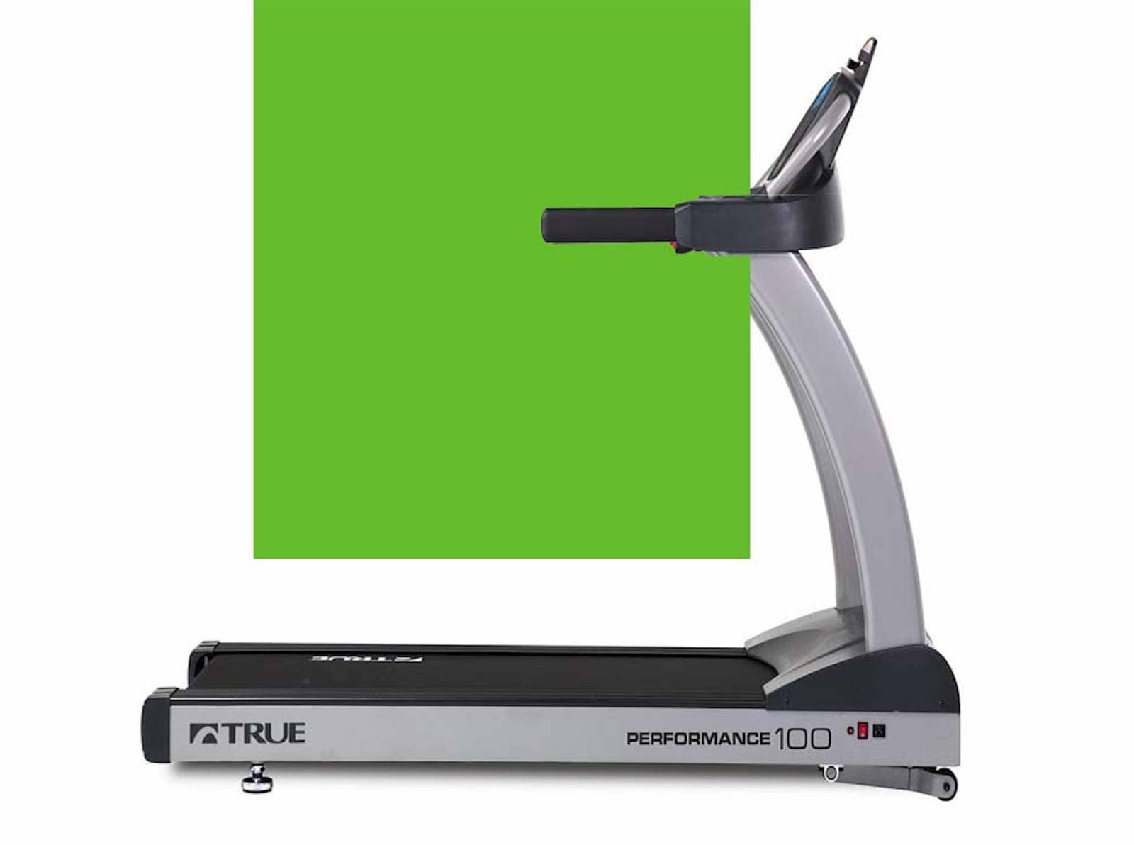 VFX Green Screen Treadmill Handrail