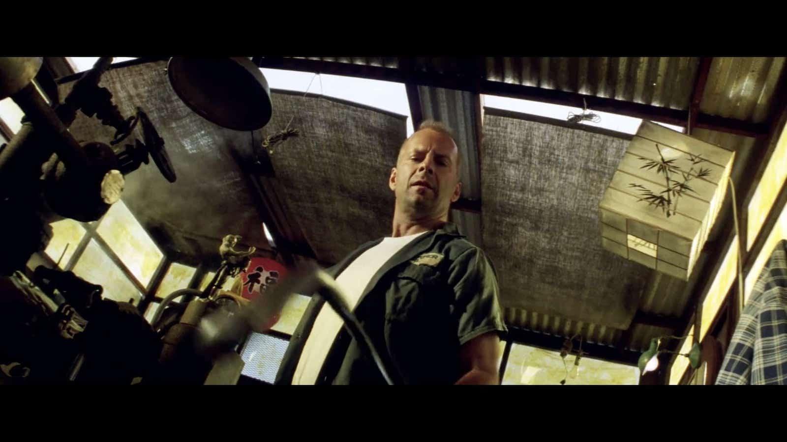 A Filmmaker's Guide to Michael Bay - Armageddon - Eyetrace - StudioBinder Online Shot List Software