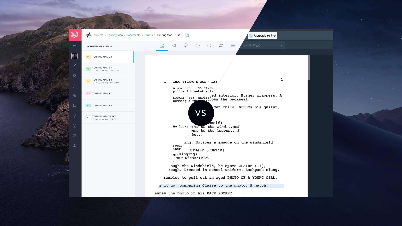 The Best Alternative to WriterDuet Pro? Meet StudioBinder