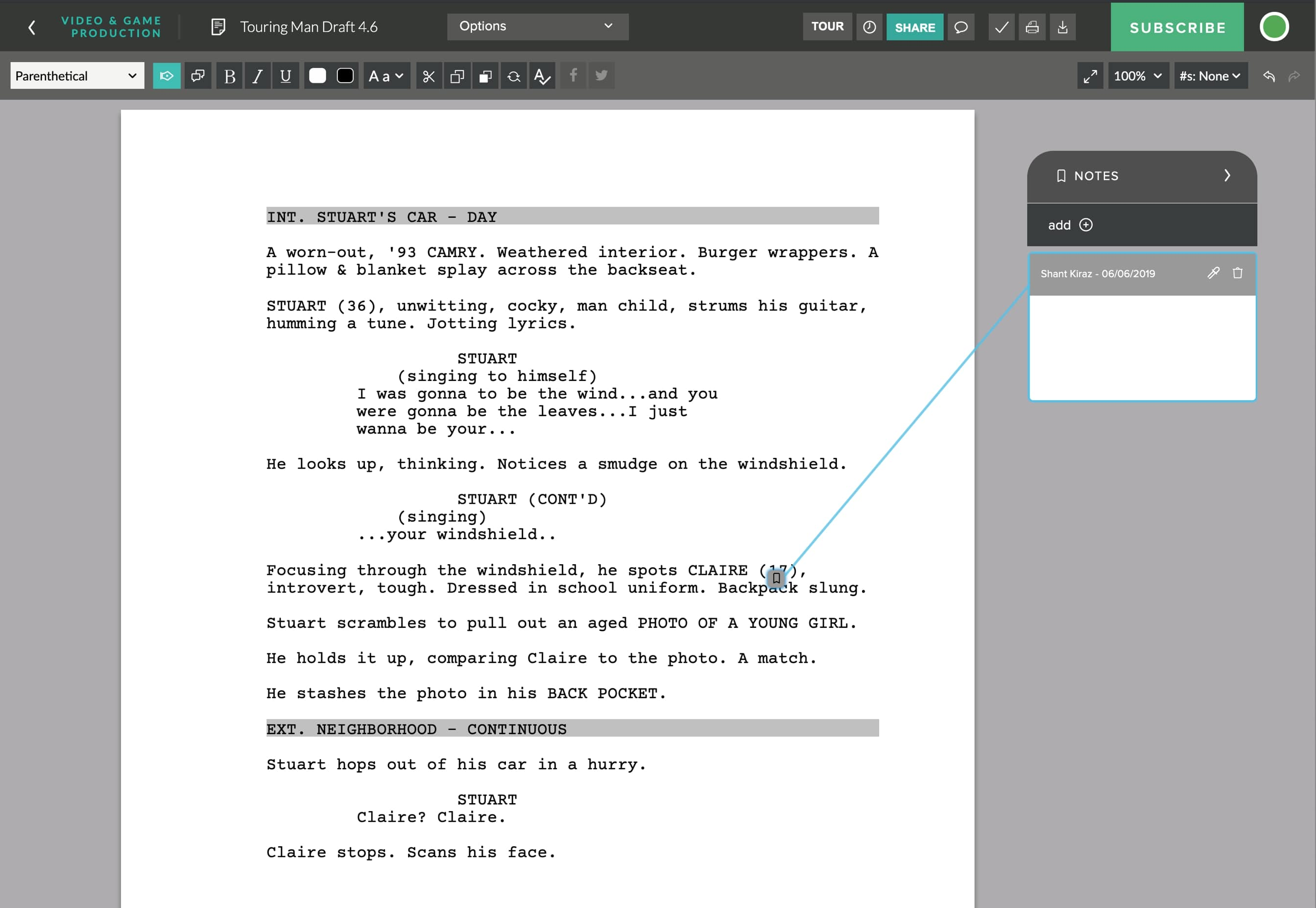 Best Alternative to Celtx? Meet StudioBinder's Scriptwriting Software