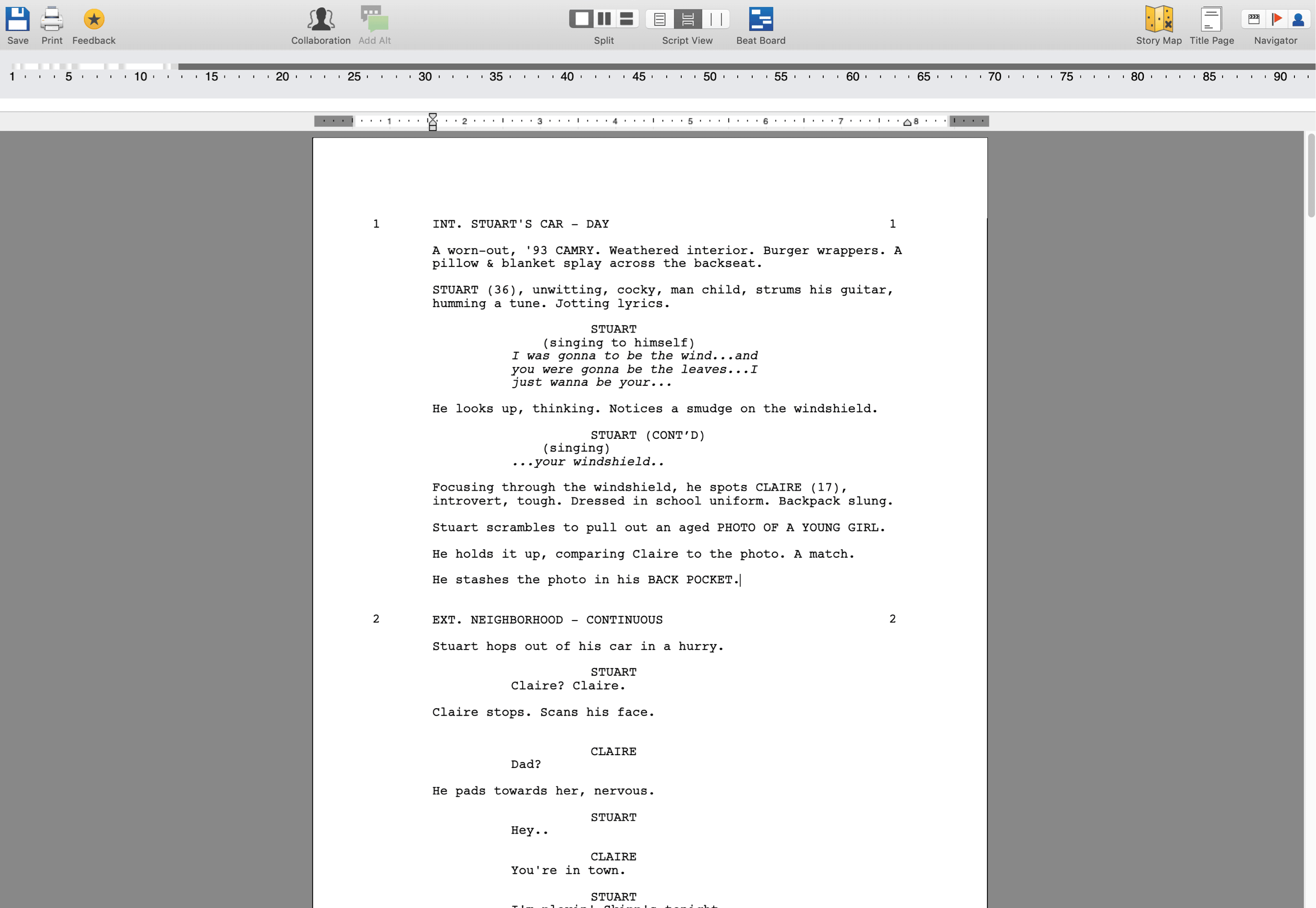 Best Alternative to Final Draft Screenwriting Application? Meet StudioBinder's Scriptwriting Software