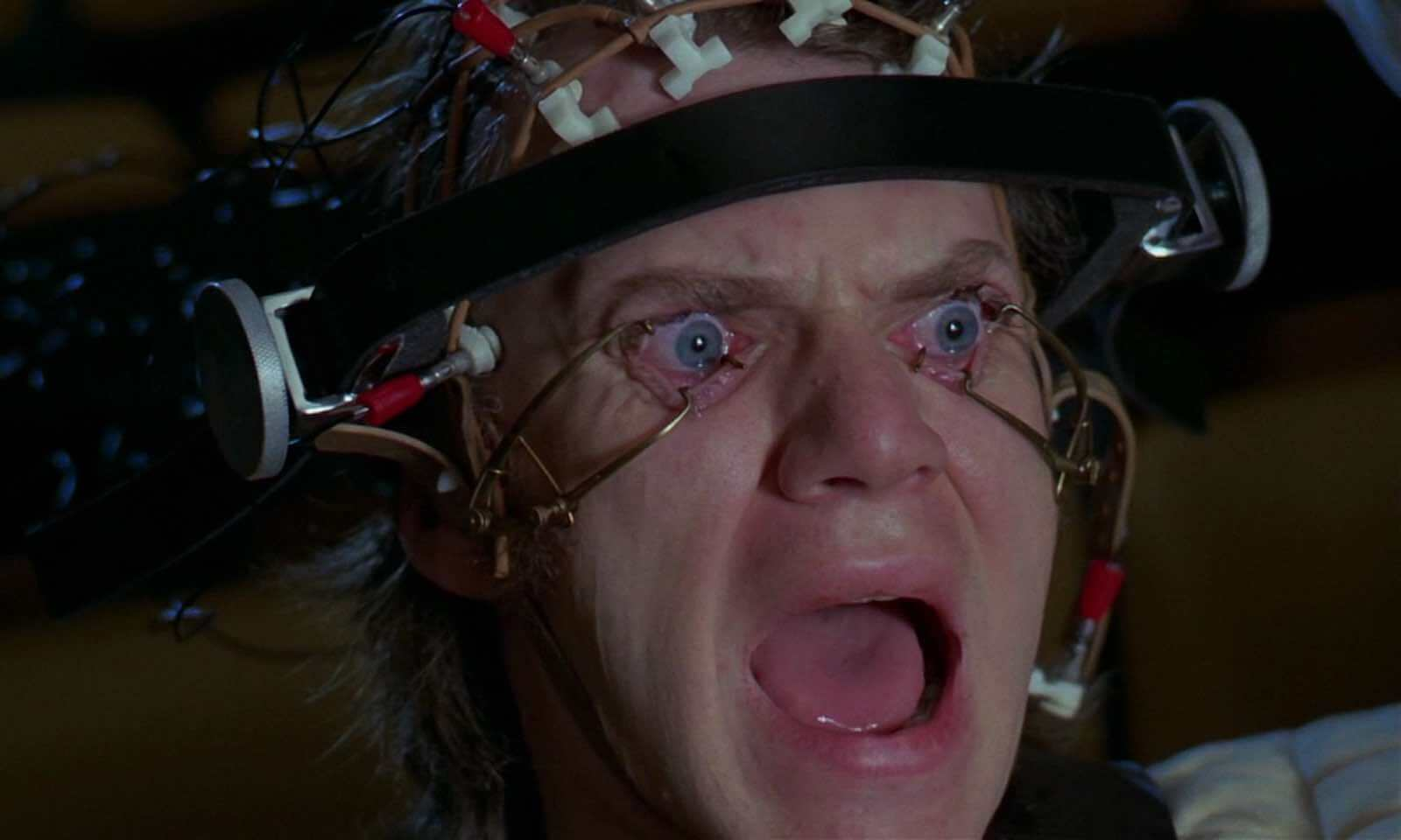 Dark Comedy Movies - Clockwork Orange
