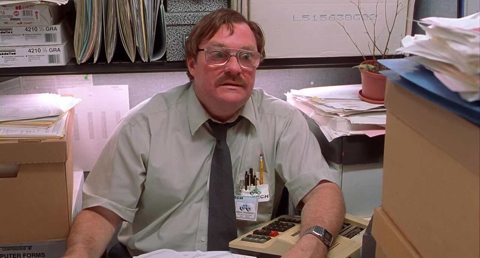 Dark Comedy Movies - Office Space