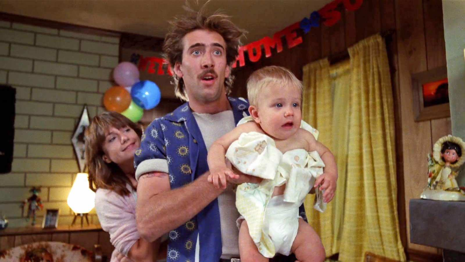 Dark Comedy Movies - Raising Arizona