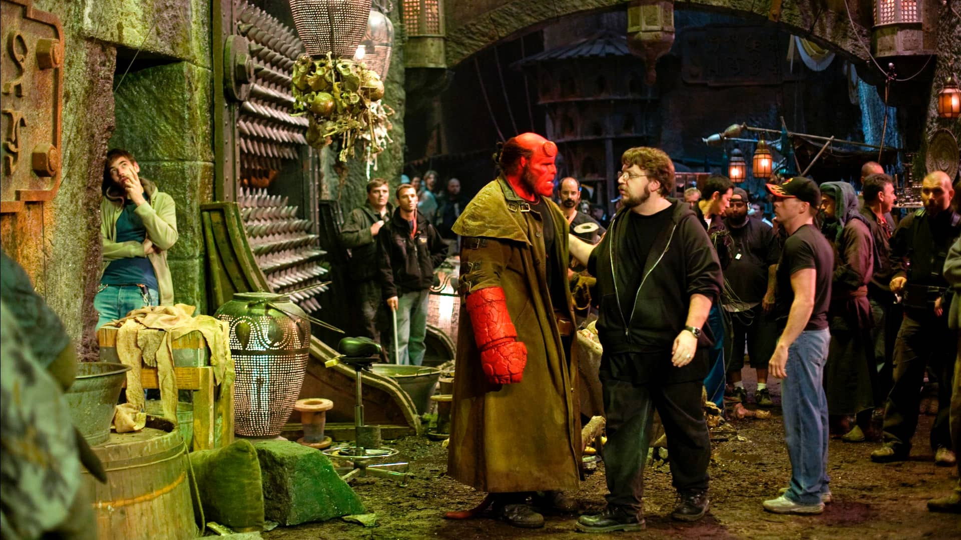 Guillermo Del Toro Movies and Directing Style - Header - StudioBinder