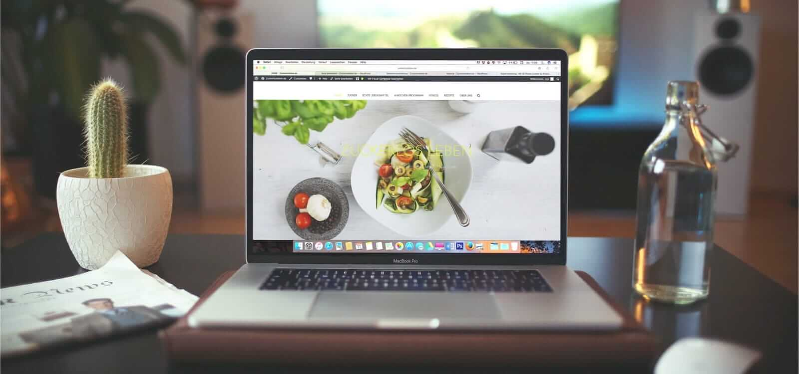 How to Grow a Photography Business - Start a Website