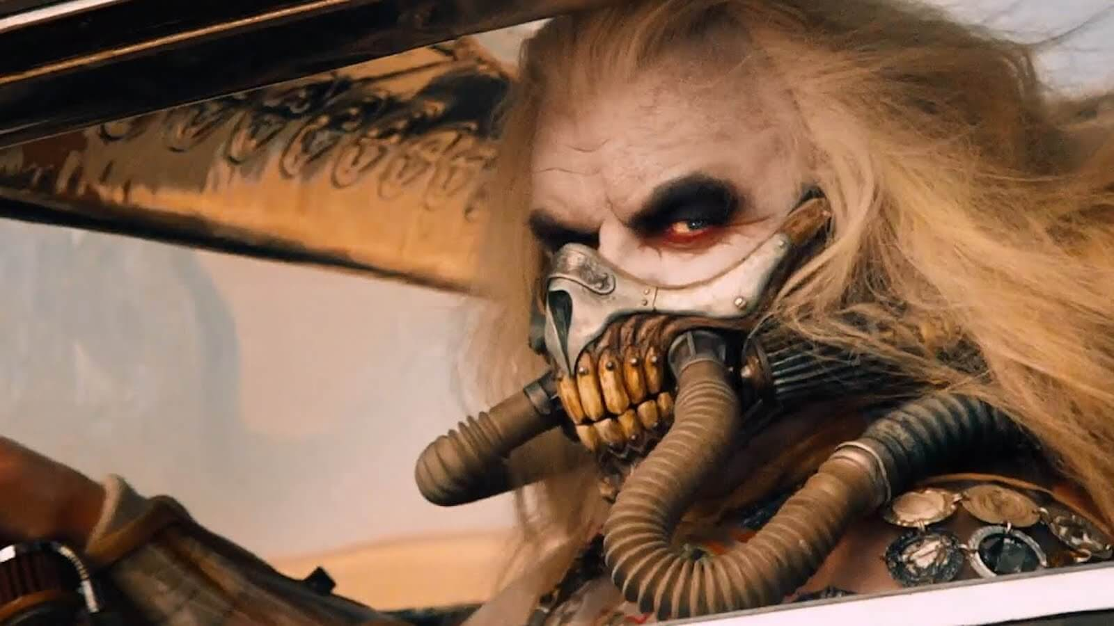 How to Write a Car Chase Scene - Mad Max Fury Road - Immortan Joe