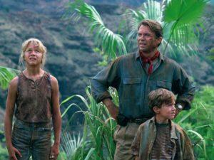 Medium Shot Example - Jurassic Park