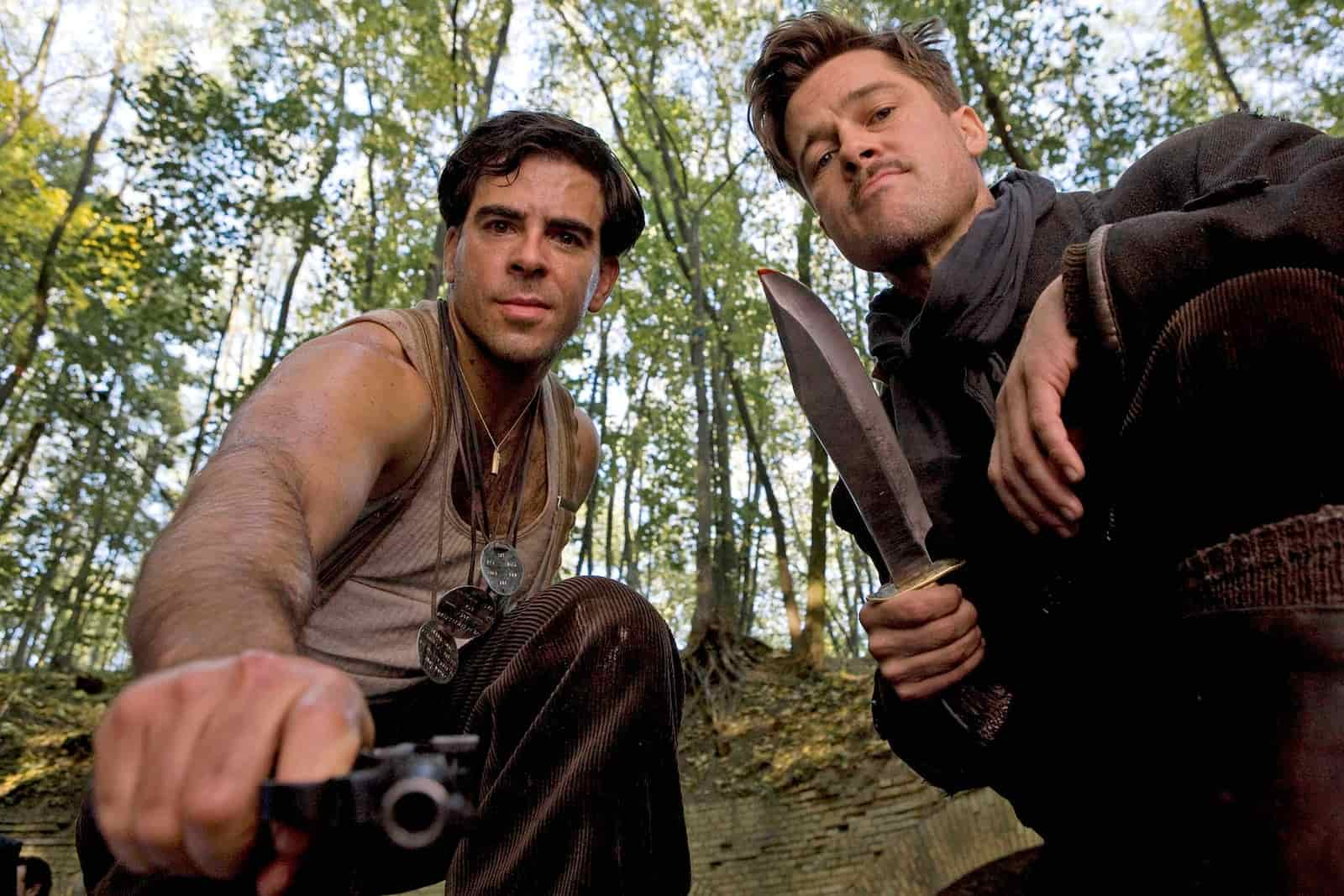 Quentin Tarantino Movies - Inglorious Bastards - POV Shot