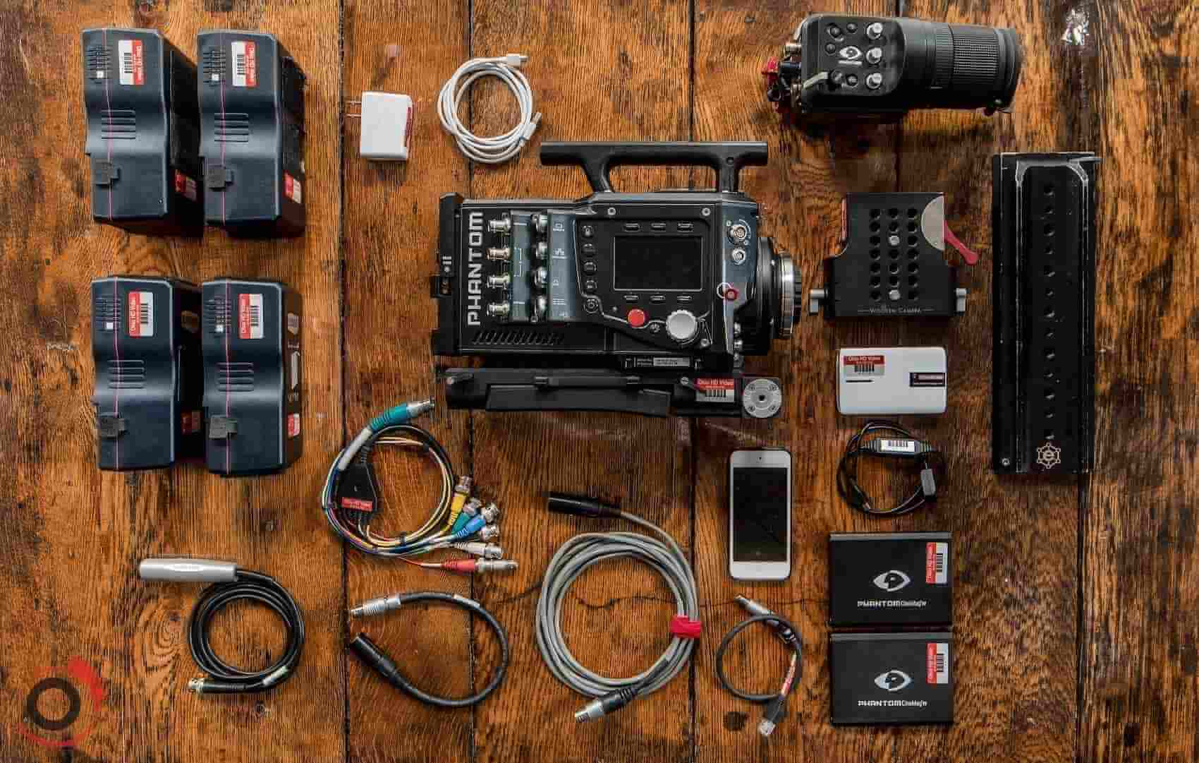 The Essential Guide for Crafting Film Budgets - Budget Examples - Kit Fees