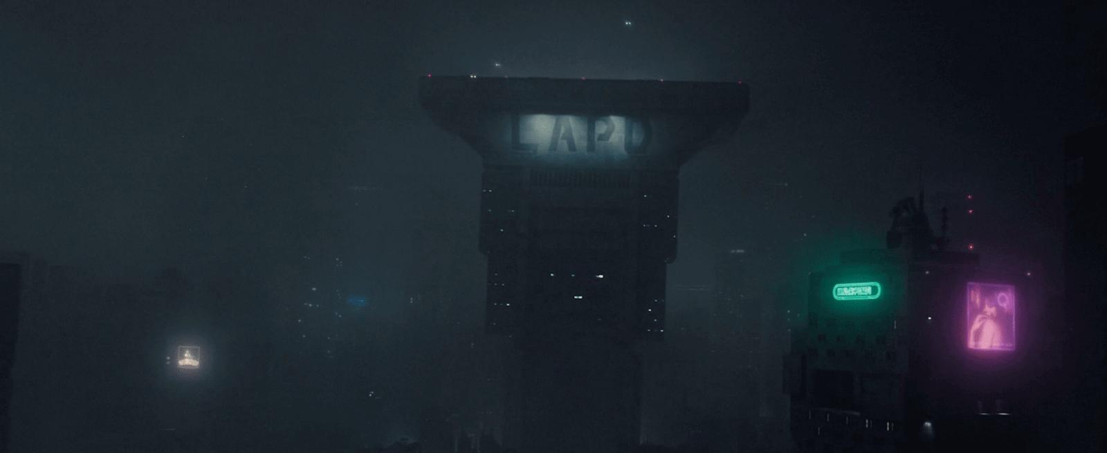 Villeneuve Blade Runner LAPD Image