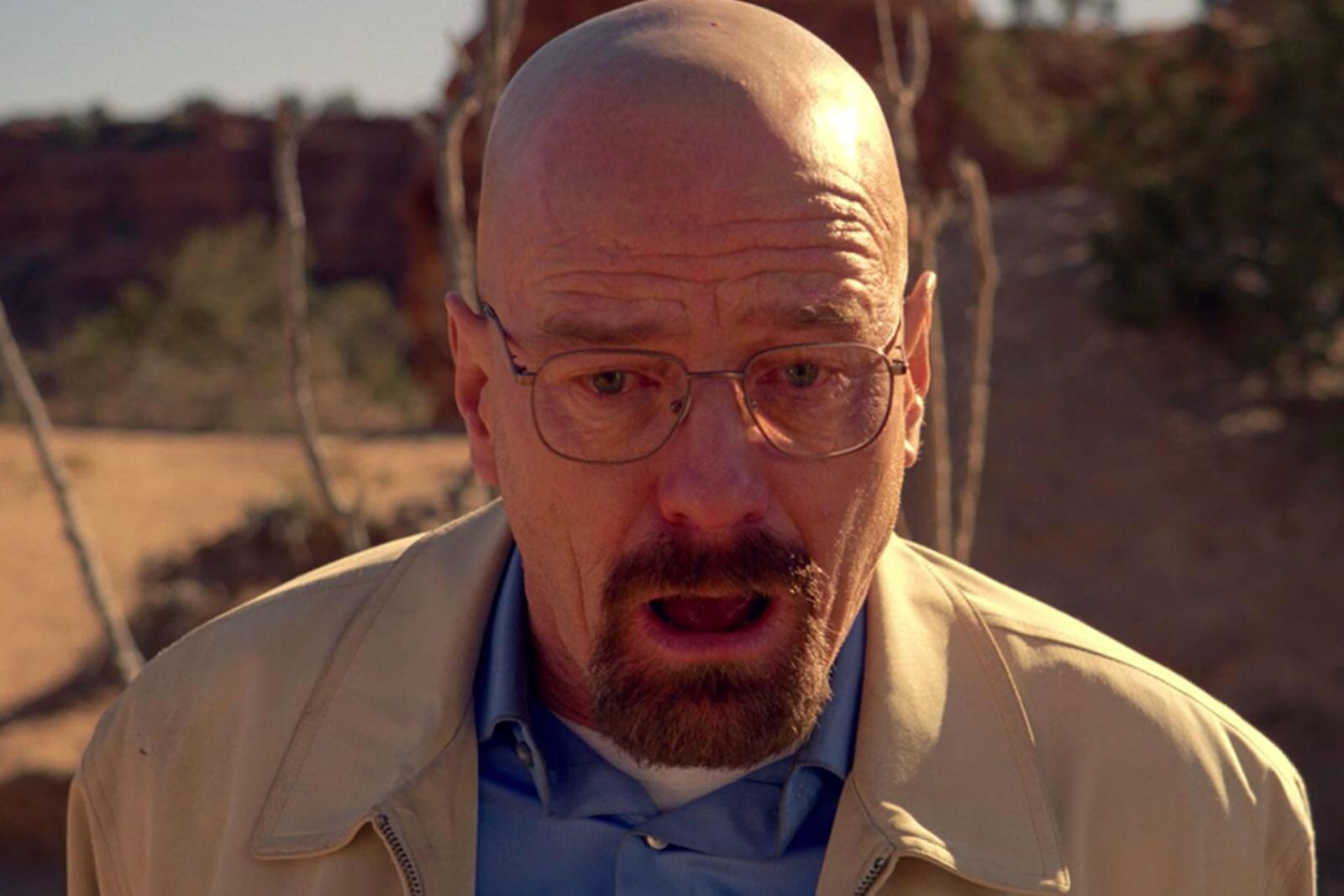 What's in Your Shot List - Close Up - Walter White
