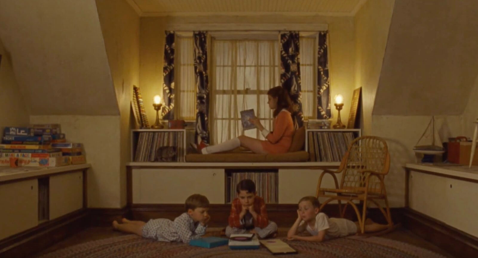 What's in Your Shot List - Wide Shot - Moonrise Kingdom