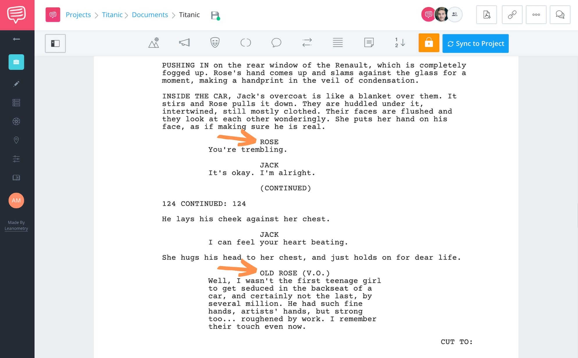 to Write the Passage the Time - Aged Characters - StudioBinder Script Writing Software