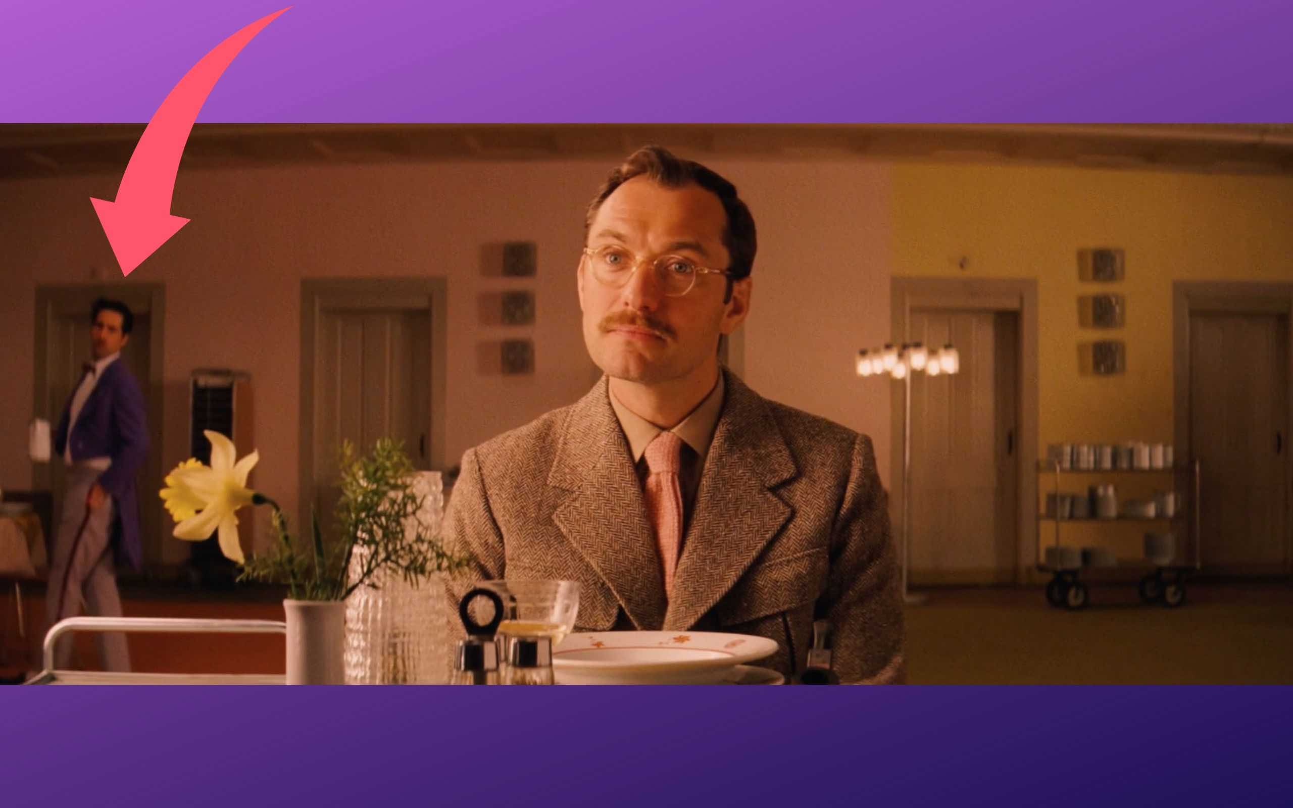 wes anderson - the grand budapest hotel - StudioBinder shot list
