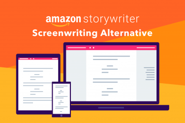 Amazon Storywriter Alternative - StudioBinder Screenwriting Software vs Amazon Screenwriter