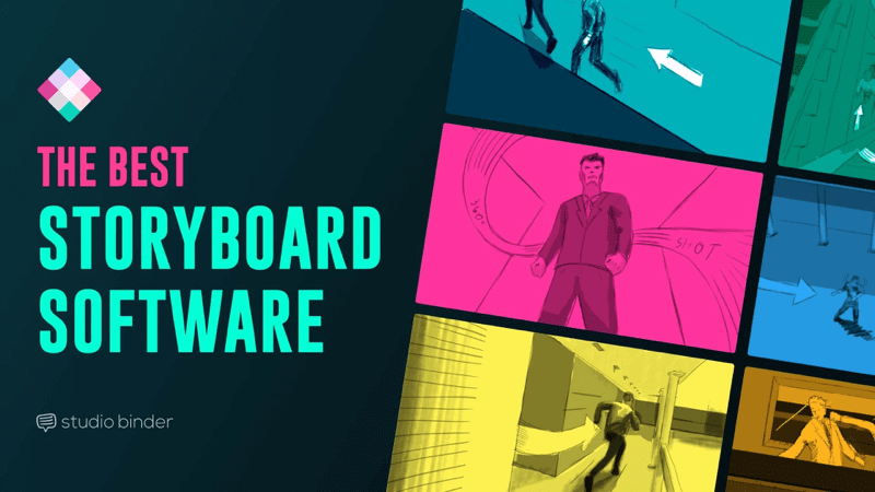 Best Storyboard Software - StudioBinder - sm
