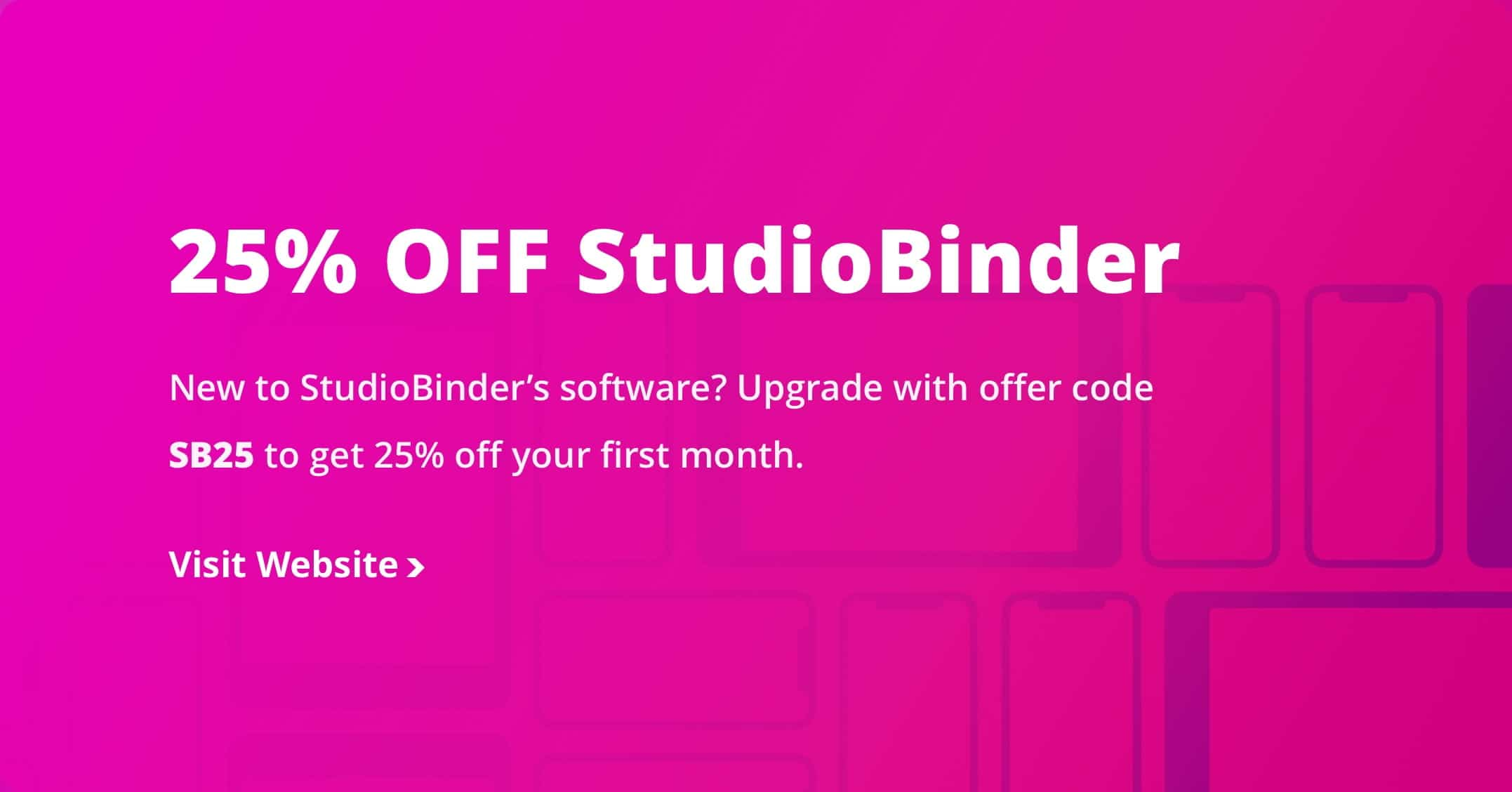 Blog Index - StudioBinder Discount