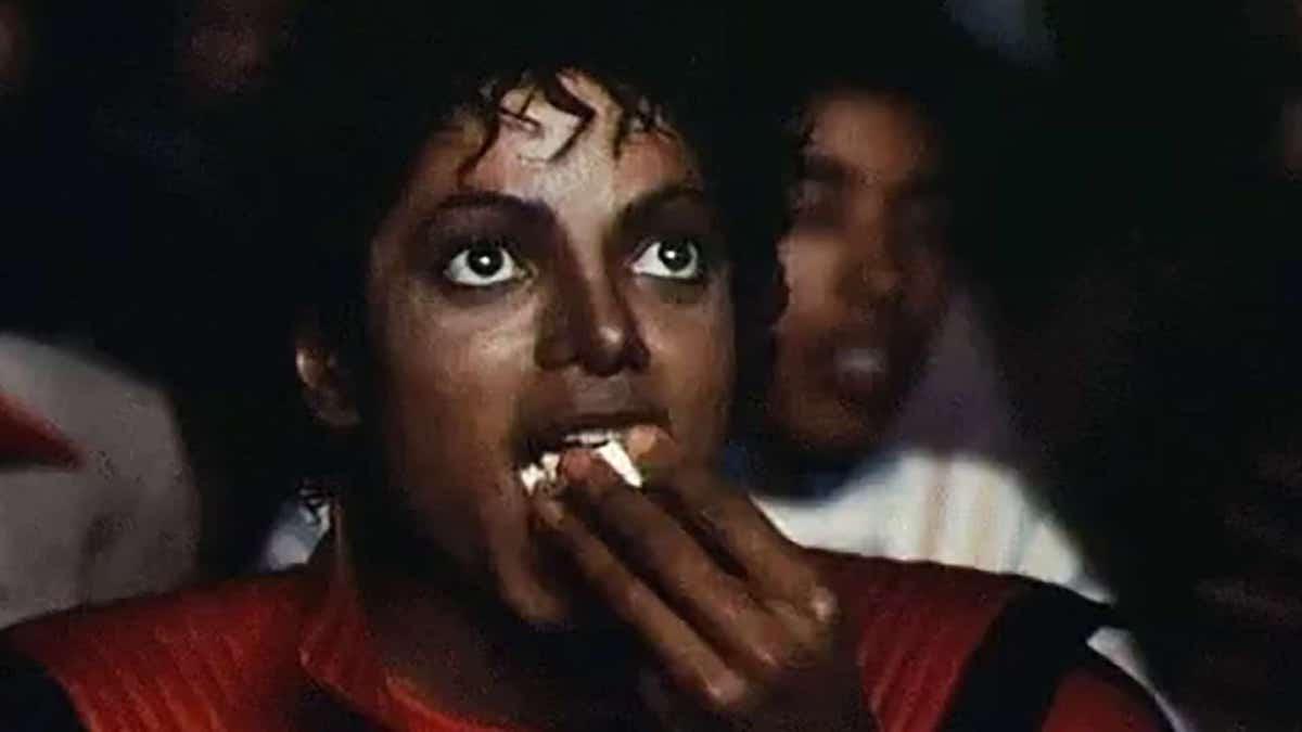 Michael Jackson Popcorn GIF Meme - StudioBinder