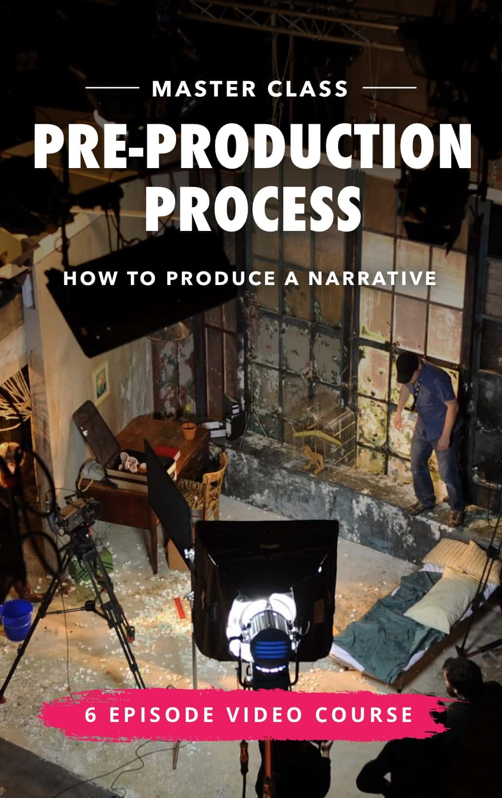 Producing E-Course - The Pre Production Process Explained - StudioBinder