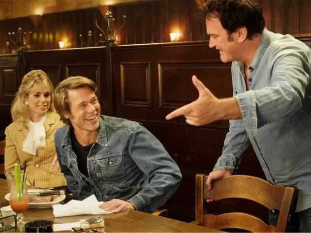 Quentin Tarantino Movies Interviews and Quotes - Header - StudioBinder