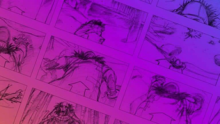What is a Storyboard - Header